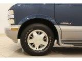 2000 Chevrolet Astro Passenger Van Wheel