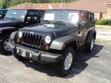 2011 Black Jeep Wrangler Sport S 4x4 #50998759