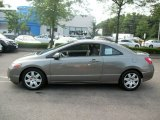 2006 Galaxy Gray Metallic Honda Civic LX Coupe #50999029