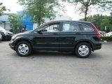 2007 Nighthawk Black Pearl Honda CR-V LX 4WD #50999033
