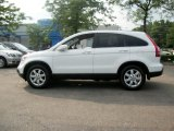 2008 Taffeta White Honda CR-V EX-L 4WD #50999036