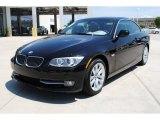 2011 Jet Black BMW 3 Series 328i Convertible #50998544