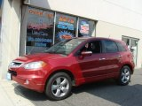 2008 Moroccan Red Pearl Acura RDX Technology #50999074