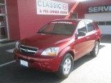 2009 Spicy Red Kia Sorento LX #50998556