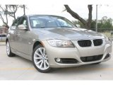 2011 Platinum Bronze Metallic BMW 3 Series 328i Sedan #50998590