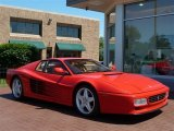 Ferrari 512 TR 1992 Data, Info and Specs