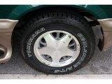 2002 Chevrolet Astro LT AWD Wheel