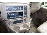 2002 Chevrolet Astro LT AWD Controls