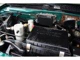 2002 Chevrolet Astro LT AWD 4.3 Liter OHV 12-Valve V6 Engine