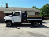 2004 Summit White Chevrolet C Series Kodiak C4500 Regular Cab Dump Truck #51080073