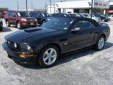2007 Black Ford Mustang GT Premium Convertible #51079584