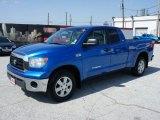 2007 Blue Streak Metallic Toyota Tundra SR5 Double Cab #51079586