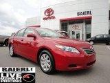 2008 Barcelona Red Metallic Toyota Camry Hybrid #51079433