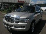 2008 Vapor Silver Metallic Lincoln Navigator Luxury 4x4 #51079443