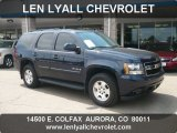 2009 Dark Blue Metallic Chevrolet Tahoe LT 4x4 #51079602
