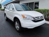 2011 Taffeta White Honda CR-V EX-L #51079463
