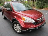 2007 Tango Red Pearl Honda CR-V EX #51079471