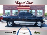 2004 Black Dodge Ram 1500 SLT Quad Cab #51079498