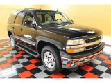 2004 Black Chevrolet Tahoe LT 4x4 #51079953