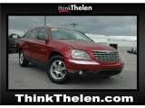2004 Inferno Red Pearl Chrysler Pacifica AWD #51080138