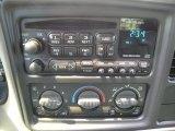 2002 Chevrolet Silverado 1500 LT Extended Cab Controls
