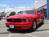 2007 Torch Red Ford Mustang V6 Premium Coupe #51080145
