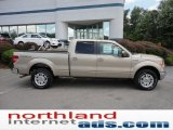 2011 Pale Adobe Metallic Ford F150 XLT SuperCrew 4x4 #51079510