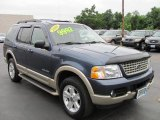 2005 Ford Explorer Medium Wedgewood Blue Metallic