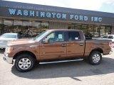 2011 Golden Bronze Metallic Ford F150 XLT SuperCrew 4x4 #51079827