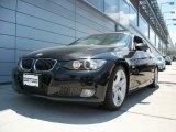 2008 Black Sapphire Metallic BMW 3 Series 335i Convertible #51079532