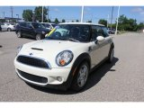 2007 Pepper White Mini Cooper S Hardtop #51079705