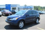 2011 Royal Blue Pearl Honda CR-V EX-L #51079867