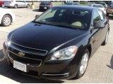 2008 Black Granite Metallic Chevrolet Malibu LS Sedan #51080042