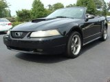2002 Black Ford Mustang GT Convertible #51134014