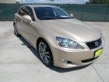 2008 Golden Almond Metallic Lexus IS 250 #51134180
