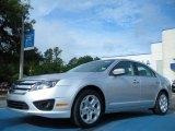 2011 Ingot Silver Metallic Ford Fusion SE #51134030