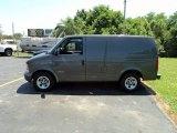 2002 Medium Charcoal Gray Metallic Chevrolet Astro AWD Commercial Van #51134521