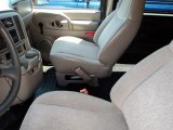 2002 Chevrolet Astro AWD Commercial Van Neutral Interior