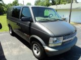 2002 Chevrolet Astro AWD Commercial Van Front 3/4 View