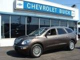 2008 Cocoa Metallic Buick Enclave CXL AWD #51134044