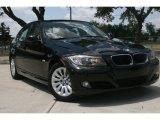 2010 Black Sapphire Metallic BMW 3 Series 328i Sedan #51134372