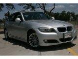 2010 Titanium Silver Metallic BMW 3 Series 328i Sedan #51134374