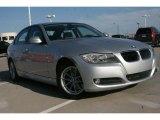 2010 Titanium Silver Metallic BMW 3 Series 328i Sedan #51134375