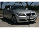 2010 Titanium Silver Metallic BMW 3 Series 328i Sedan #51134376
