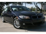 2010 Monaco Blue Metallic BMW 3 Series 328i Sedan #51134377