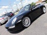 2007 Black Porsche 911 Carrera S Cabriolet #51133909