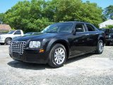 2008 Brilliant Black Crystal Pearl Chrysler 300 LX #51134552