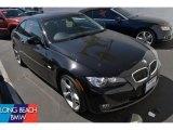 2010 Jet Black BMW 3 Series 335i Coupe #51134219
