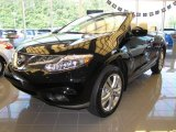 Super Black Nissan Murano in 2011