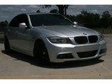 2009 Titanium Silver Metallic BMW 3 Series 335i Sedan #51134390